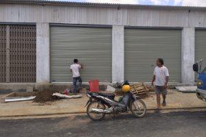 Cửa cuốn kéo tay giá rẻ nhất tại Hà Nội và trên toàn quốc